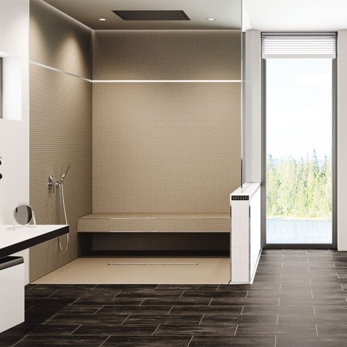 Barrier free bathrooms | Piedmont Floors