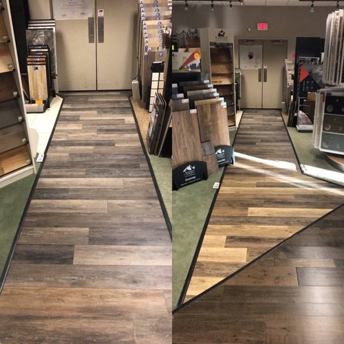Piedmont showroom | Piedmont Floors