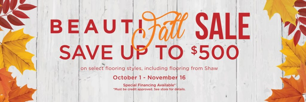 Beautifall sale | Piedmont Floors