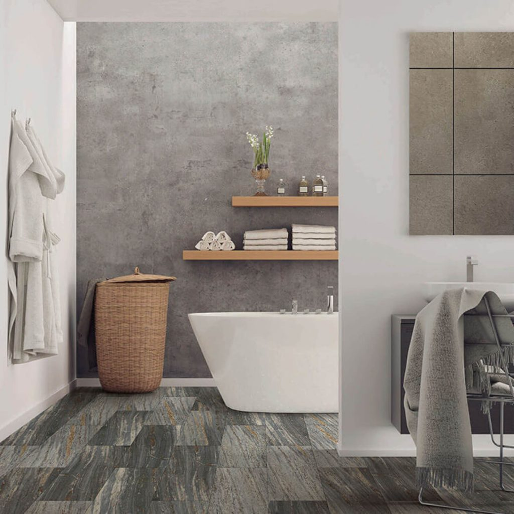 Bathroom flooring | Piedmont Floors